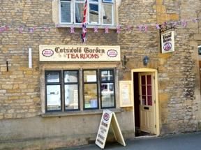 Cotswold Garden Tea Rooms, Stow-on-the-Wold, Gloucestershire