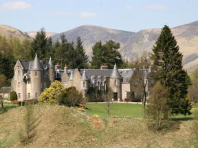 Dalmunzie Castle Hotel South Queensferry