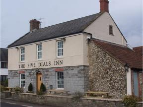 The Five Dials Inn, Ilminster