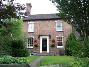 The Foundry Masters House Coalbrookdale