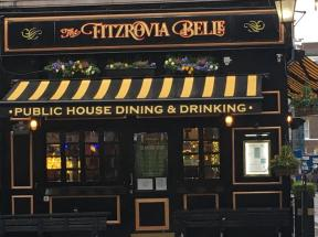 Fitzrovia Belle Public House & Hotel London
