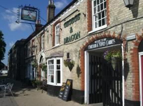 The George And Dragon Inn, Long Melford