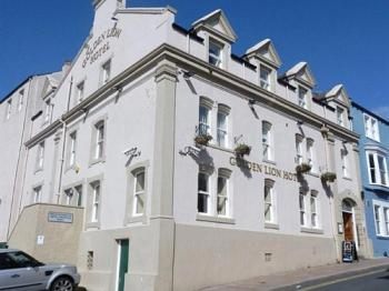 The Golden Lion Hotel, Maryport, Cumbria