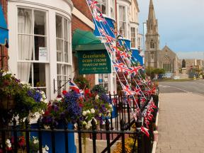 Greenlands Guest House, Weymouth, Dorset