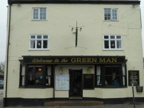 The Greenman Pub, Dunchurch, Warwickshire