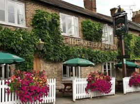 The Greyhound Inn, Aldbury, Hertfordshire