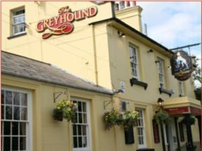 The Greyhound Inn Wigginton