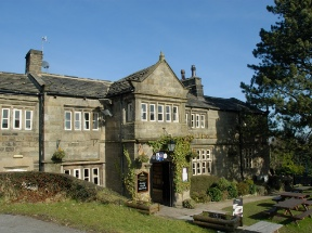 Old Hall Inn Yorkshire Dales In A Bed