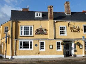 The Kings Arms Hotel, Abergavenny, Gwent
