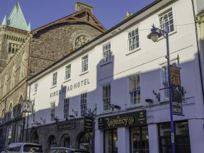 The Kings Head Hotel Abergavenny