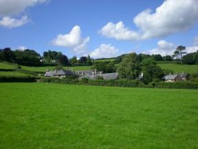 Lowertown Farm B&B, Widecombe-in-the-Moor, Devon