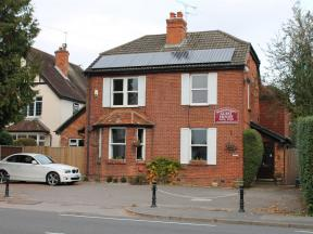 Meadowcroft Guest House Camberley