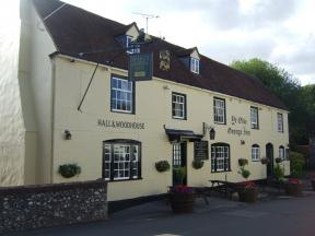 Ye Olde George Inn - Badger Pubs, East Meon