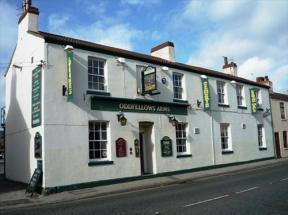 The Oddfellows Arms, Sherburn-in-Elmet