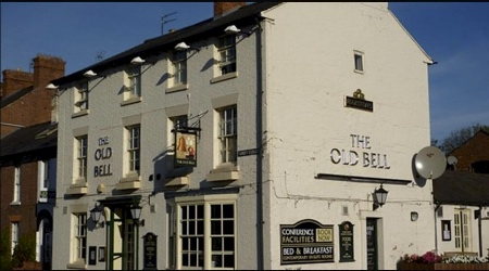 The Old Bell, Shrewsbury, Shropshire