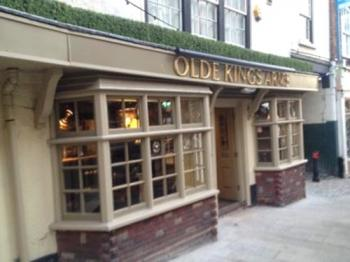 The Olde Kings Arms, Hemel Hempstead, Hertfordshire