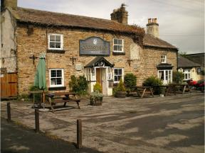 The Queen's Head, Leyburn, Yorkshire