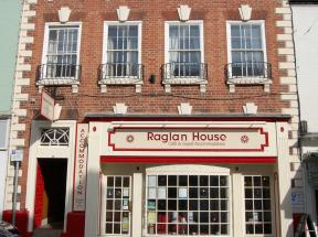 Raglan House Cafe & Guest House, Ross-on-Wye, Herefordshire