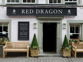 Red Dragon Inn, Kirkby Lonsdale, Cumbria