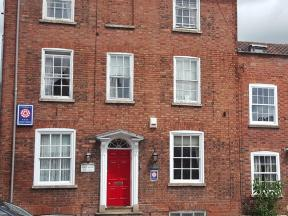 The Red House Guest House, Grantham, Lincolnshire