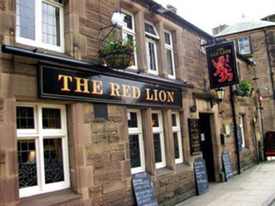 The Red Lion, Bakewell, Derbyshire