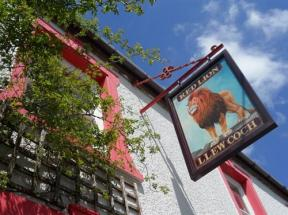 The Red Lion Hotel, Pontrhydfendigaid