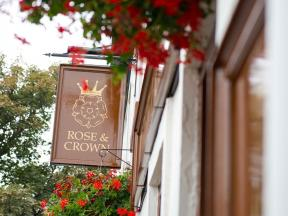 Rose and Crown, York