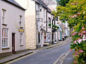 The Royal Oak Inn, Lostwithiel