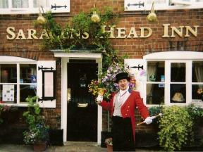 The Saracens Head Amersham
