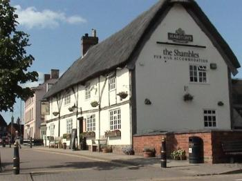 The Shambles, Lutterworth, Leicestershire