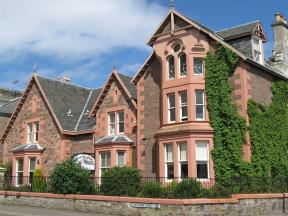 Shaftesbury Lodge Guest House, Dundee