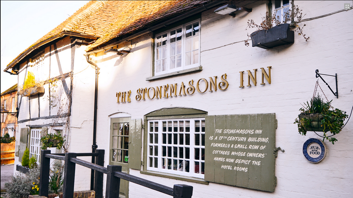 The Stonemasons Inn, Petworth, West Sussex