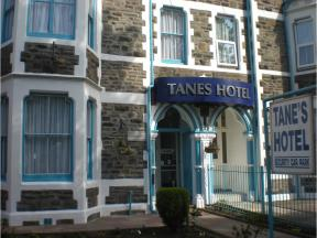 Tanes Hotel, Cardiff