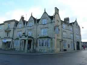 The Bear Hotel, Chippenham, Wiltshire