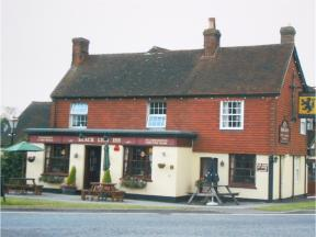 The Black Lion Inn, Lewes, East Sussex