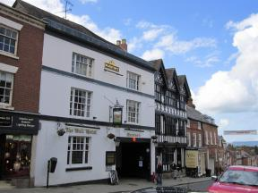 The Bull Hotel, Ludlow