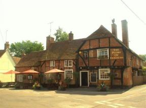 The Plume of Feathers Crondall