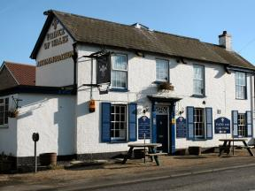 The Prince of Wales, Hilton, Cambridgeshire