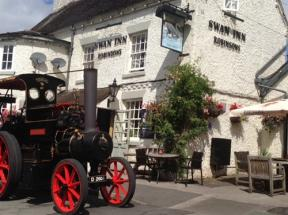 The Swan Inn, Wybunbury, Cheshire