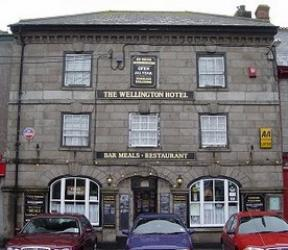 The Wellington Hotel Warleggan