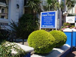 The Trouville, Torquay