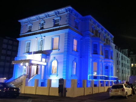 Vernon House Hotel Eastbourne