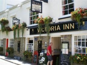 Victoria Inn, Salcombe, Devon