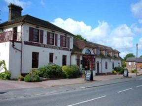 The Wheatsheaf Pub, Cuckfield, West Sussex