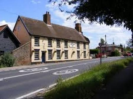 The White Hart, Blythburgh