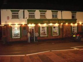The White Lion, Grantham, Lincolnshire