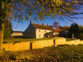 Woundales Farmhouse Bed And Breakfast, Thirsk