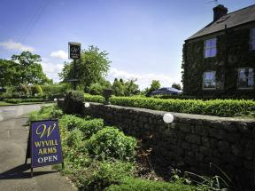 The Wyvill Arms, Leyburn, Yorkshire