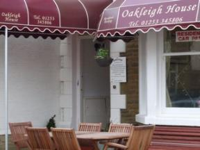 Oakleigh Guest House, Blackpool