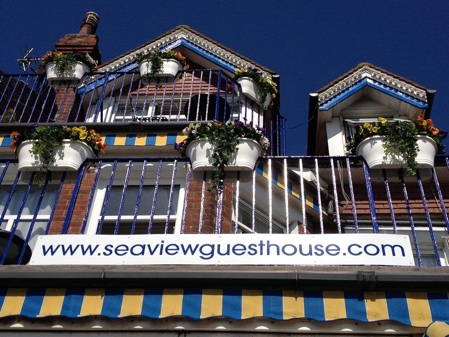 Sea View Hotel & Guest House, Eastbourne, East Sussex